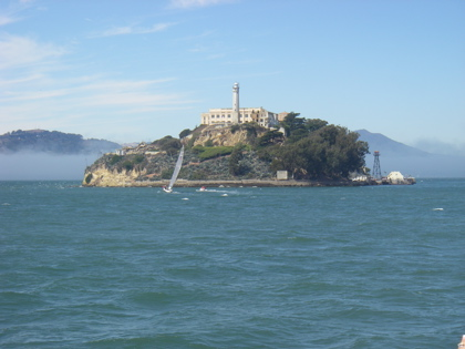 Alcatraz, infamy and iconography all rolled into one enormous visitor attraction