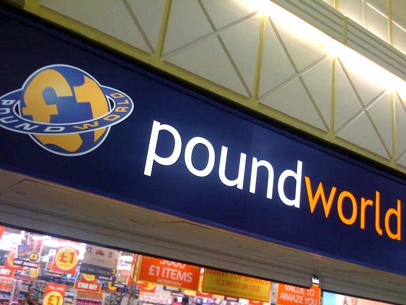Poundworld Nottingham
