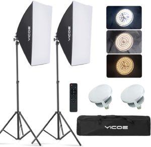 photography studio equipment for