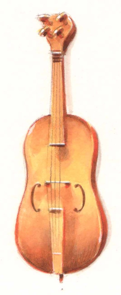 Renaissance & Baroque musical instruments (5/5)