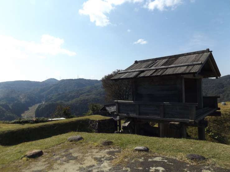 torigoe castle photo