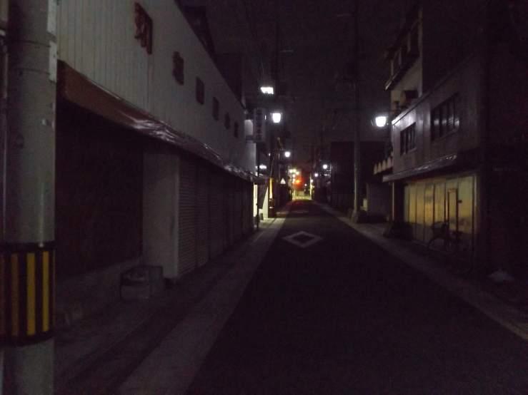 kameoka night photo