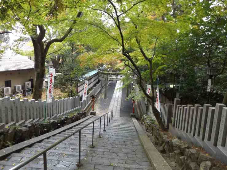 nagaoka tenmangu shrine photo