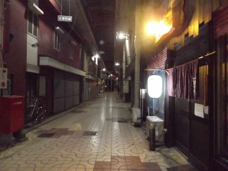 yokaichi night photo