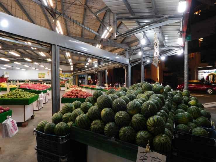 fruits market photo