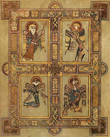 Gospels kells