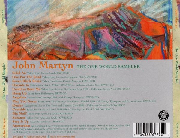 One World Sampler (2006) - John Martyn