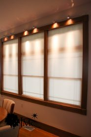 Automatic Lighted Curtains in Bremen, Indiana