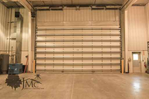 Commercial Garage Door in Nappanee, Indiana