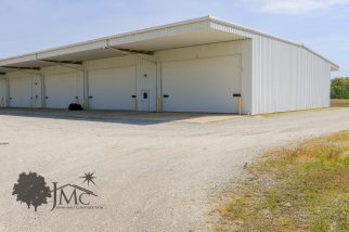 Farm Storage Shed in Nappanee, Indiana