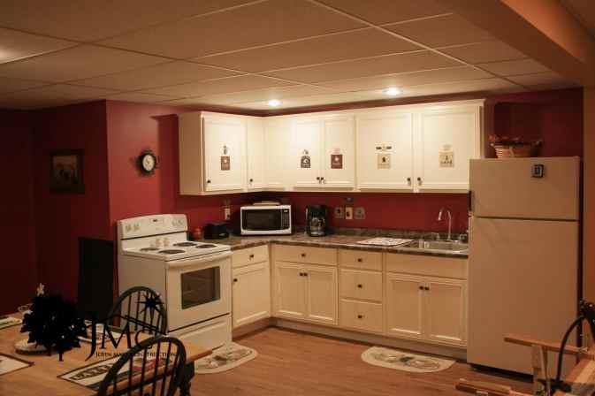 Kitchen Basement in Nappanee, Indiana