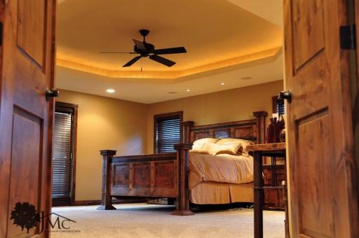 Master Bedroom in Bremen, Indiana