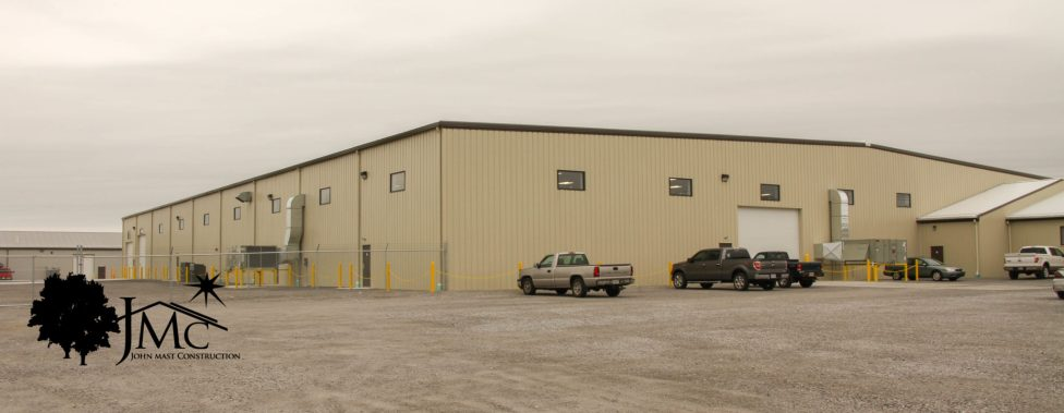 RV Manufacture, Newmar in Nappanee, Indiana