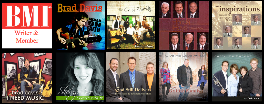 BMI Writer, Songwriter, Southern Gospel Songwriter, John Mathis Jr, Songwriters Guide, Songwriter Tips, Songwriter's Guide, Christian Music, Southern Gospel Music, Bluegrass Music, Country Music, Singing News Top 80