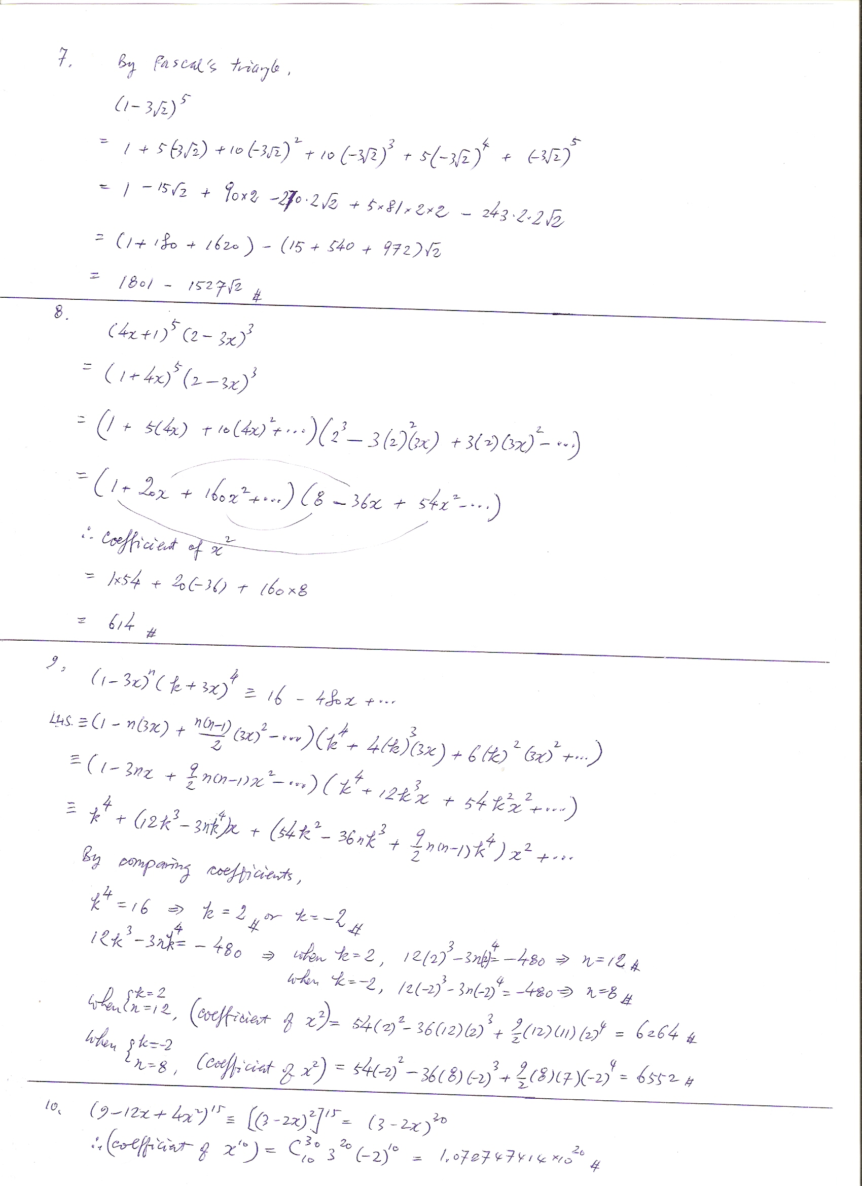 Factor By Grouping Factor By Grouping Cube Root Calculator