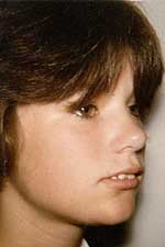 Paula, aged 14