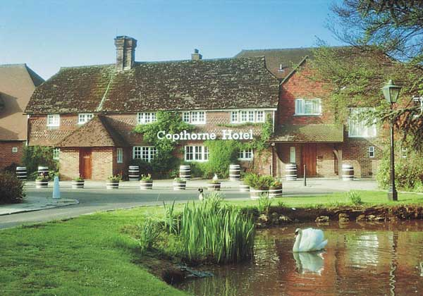 The Copthorne Hotel near Gatwick