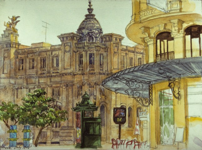 Valencia_Post_Office