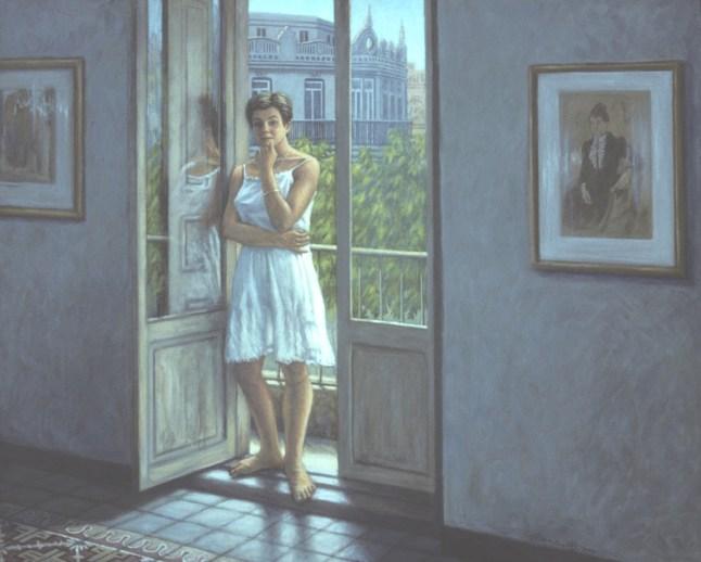 Ruth - Oil/canvas - 32 x 40 inches