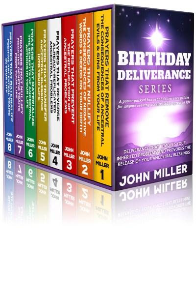 Birthday Deliverance Book Series - John Miller