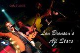 Lon bronson's all-star band, las vegas