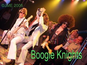 boogie knights band-las vegas