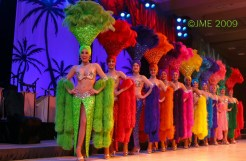 12 las vegas showgirls from john miller events