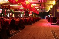 a picture of a las vegas special event by john miller events