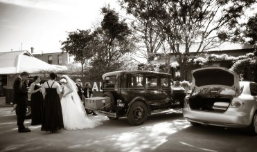 Wedding Photography at the Old Port of Echuca