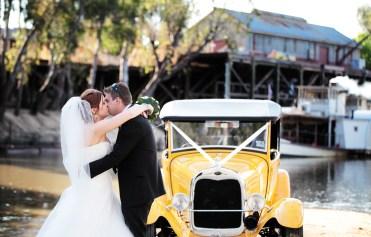 Wedding Photography in Echuca