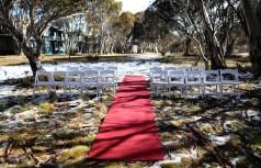 Dinner Plain Wedding Ceremonies