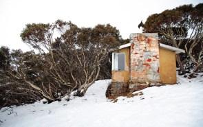 Hut at Razorback