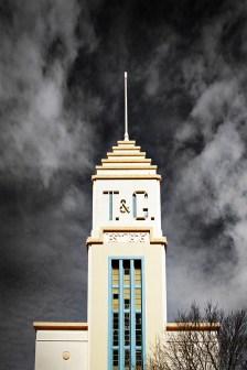 T&G Building Albury