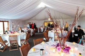 Wedding Reception at Orange Grove