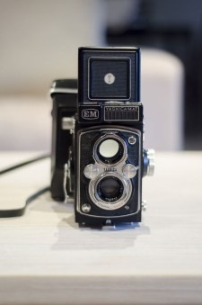 Yashica Mat TLR