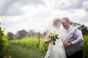 winery pizzini wedding