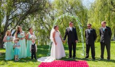 Yarrawonga Yacht Club Wedding