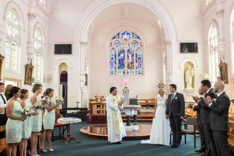 St Joesphs Benalla Wedding