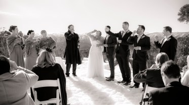 Wedding at Mt Hotham
