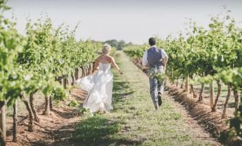 Rutherglen Winery Wedding