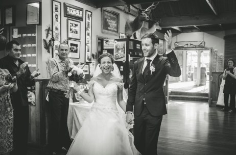 Wedding Reception at the Red Stag