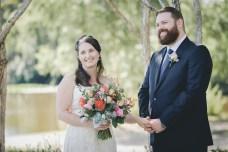 Wedding at the Lake House, Daylesford