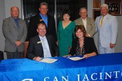 UTD Articulation Signing July Board_2012_0007