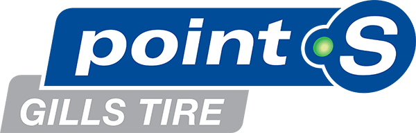 Gills Point S Tire Logo
