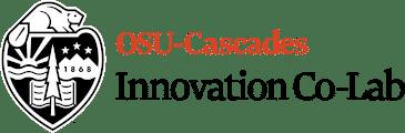 OSU-Cascades Innovation Co-Lab Logo
