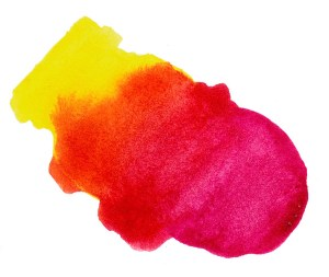 the color red-mised from yellow and magenta