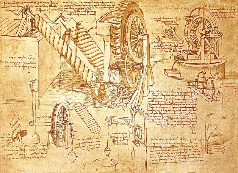 Journal like da Vinci, think like da Vinci
