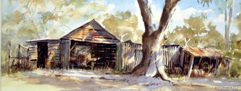 Farm Shed, Glenmore