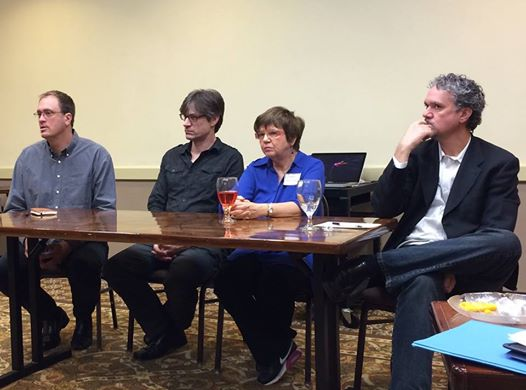 Steven James, Eric Wilson, Jodie Renner, & Jonathan Clements