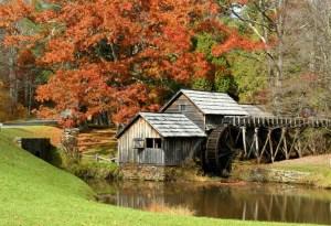 canstock photo of mabry mill blue ridge